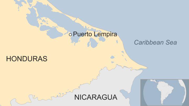 Honduras fishing boat capsizes killing 26