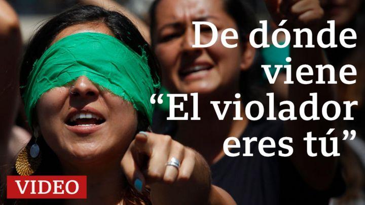 """Las Tesis: de dónde viene """"Un violador en tu camino"""" y cómo se convirtió en un fenómeno feminista mundial"""