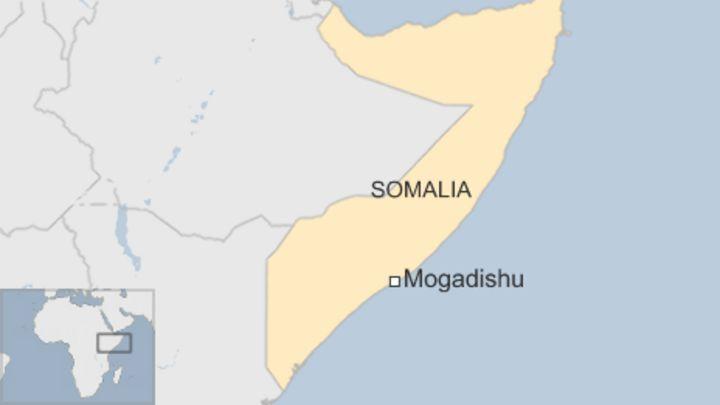 Somalia Conflict Deadly Blast Rocks Mogadishu Port Area Bbc News