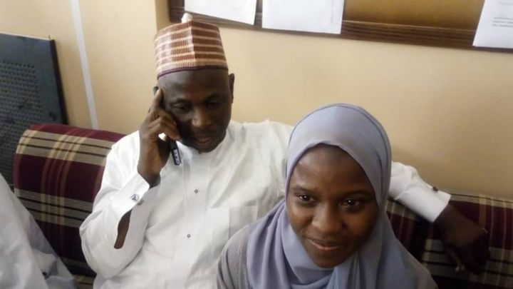 Zainab Aliyu don return to Nigeria