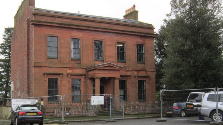 Dumfries home support project