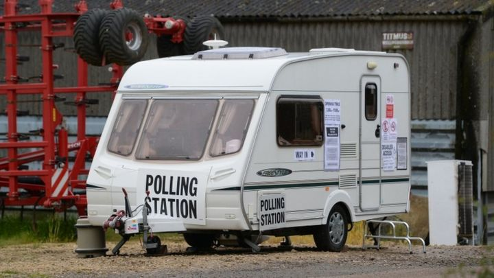 News Daily: Polls open, and UK loses song points