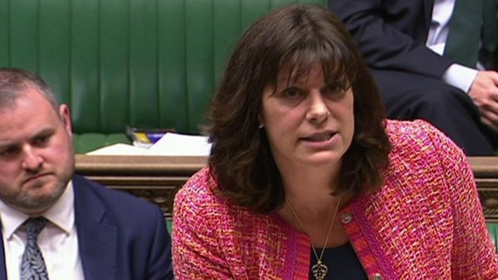 Claire Perry: UK should be proud of climate efforts