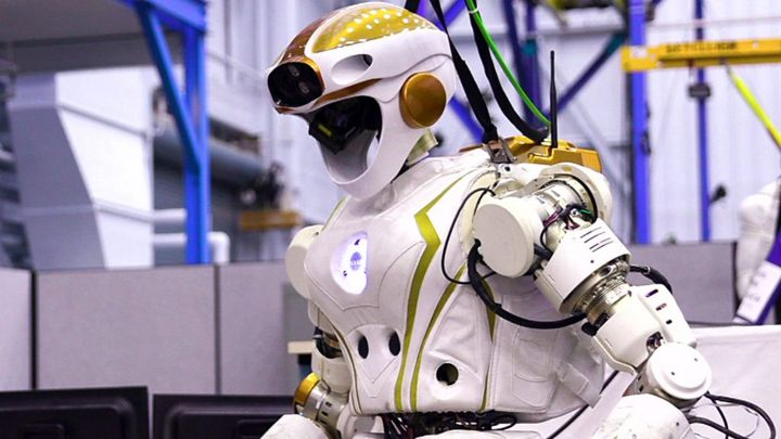 Nasa's Valkyrie robot could help build Mars base