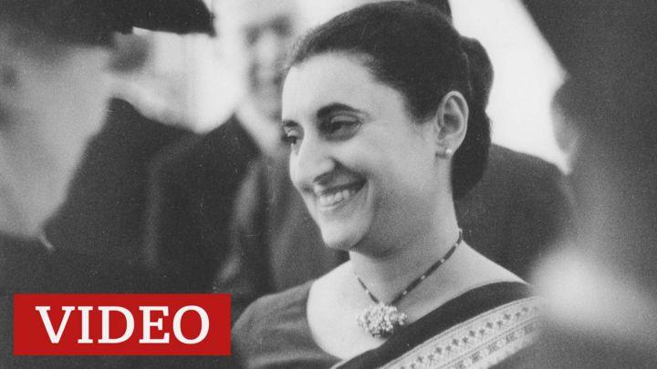 Indira Gandhi: la mujer que cambió la historia política de India | BBC Extra