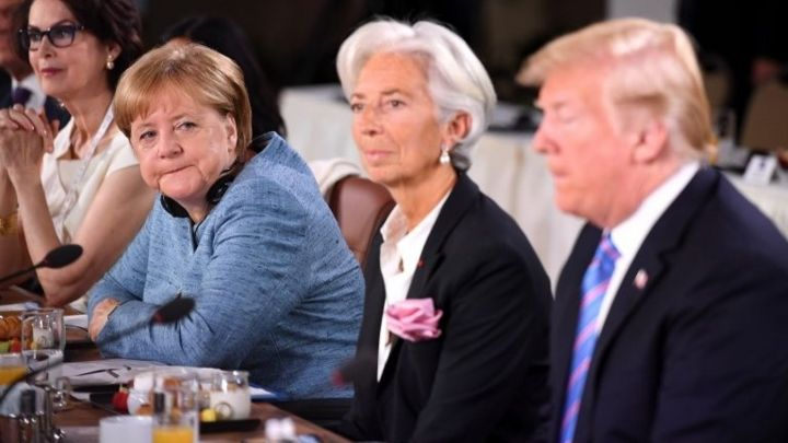 G7 summit: Donald Trump lashes out at America's key allies