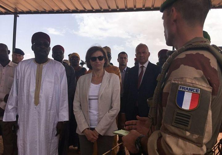 """Kalla Moutari: """"Cette zone est sous le contrôle total de l'armée nigérienne"""""""