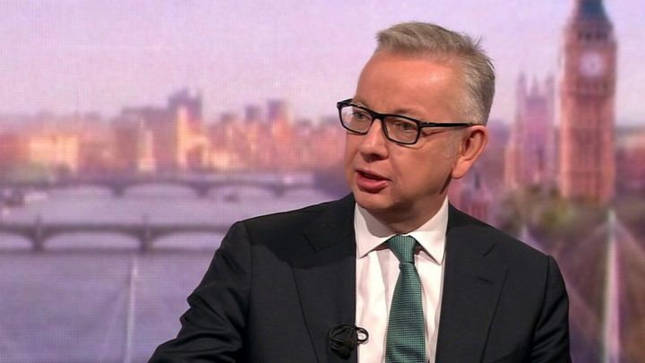 Brexit: Gove refuses to confirm government will abide by no-deal law