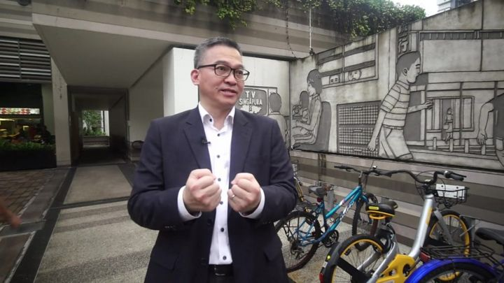 Creating 'vertical villages' in Singapore