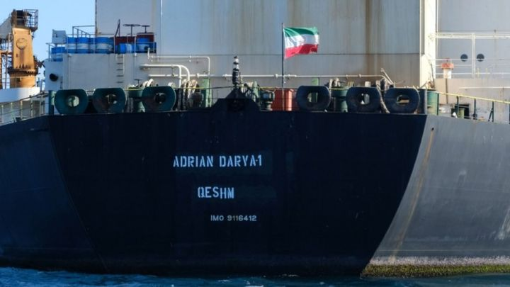 News Daily: Iran tanker freed and Prince Andrew on Epstein