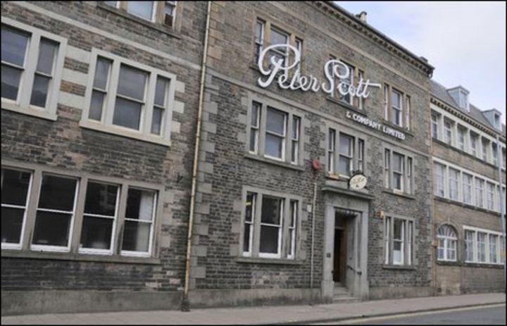 Hawick knitwear firm administrators cuts 119 posts BBC News