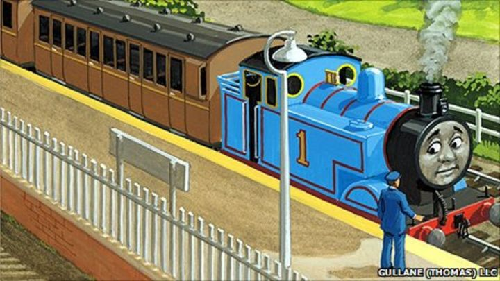 Where is Sodor, home of Thomas the Tank Engine? - BBC News