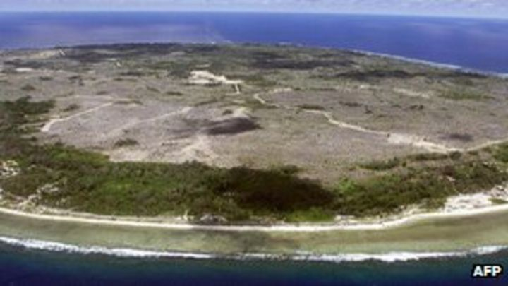 Nauru profile - Timeline - BBC News