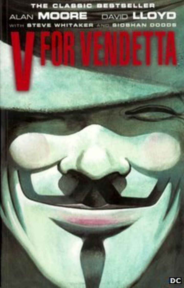 viewpoint v for vendetta and the rise of anonymous news
