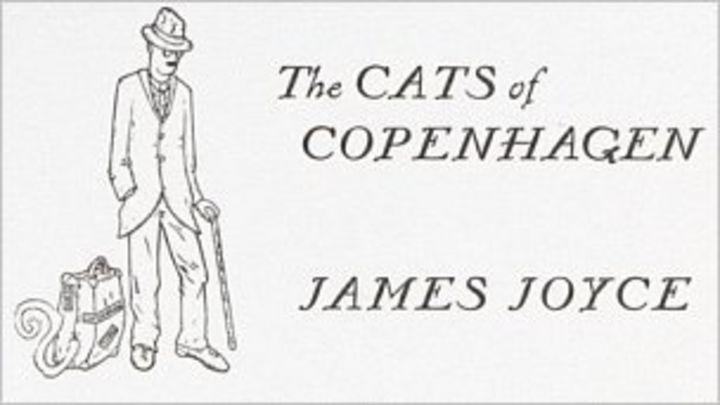 James Joyce children s book sparks feud BBC News
