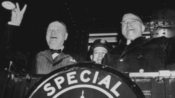 A Point of View: Churchill and the birth of the special ...