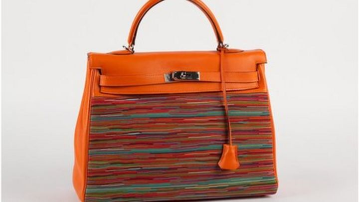 c3f984a0e34f Rare Hermes bag among wife's collection being auctioned for charity ...