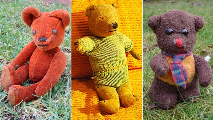 cc19ed25f25 Teddy bears  Adults on their stuffed toy companions - BBC News