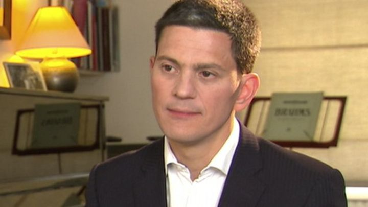 David Miliband 'feared being distraction' for Labour