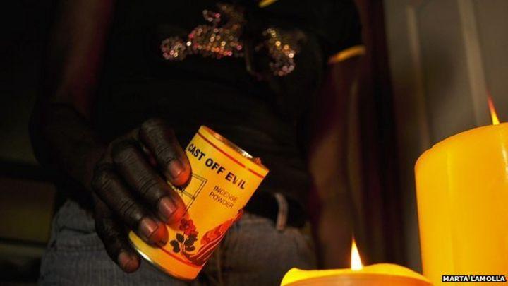 Obeah: Resurgence of Jamaican 'Voodoo' - BBC News
