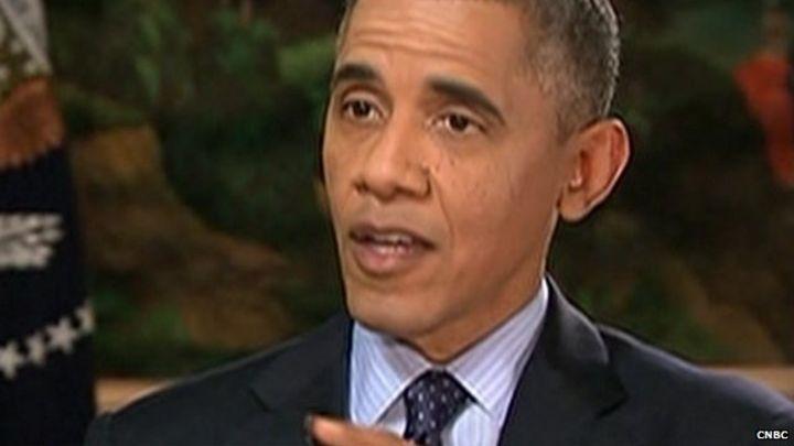 US shutdown: Barack Obama warns of default danger