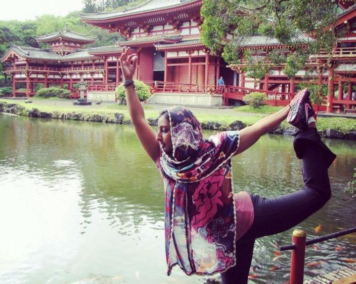 Does Doing Yoga Make You A Hindu Bbc News