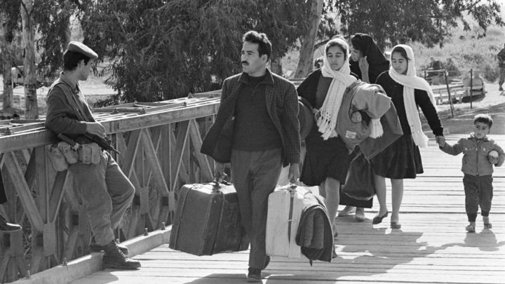 In pictures: Palestinian refugees