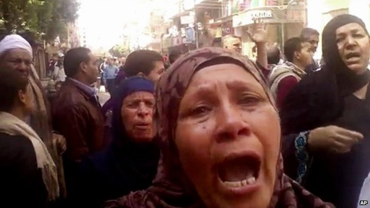"Image result for ""Egypt court sentences 528 Morsi supporters to death"" (BBC, 24 March 2014),  images"