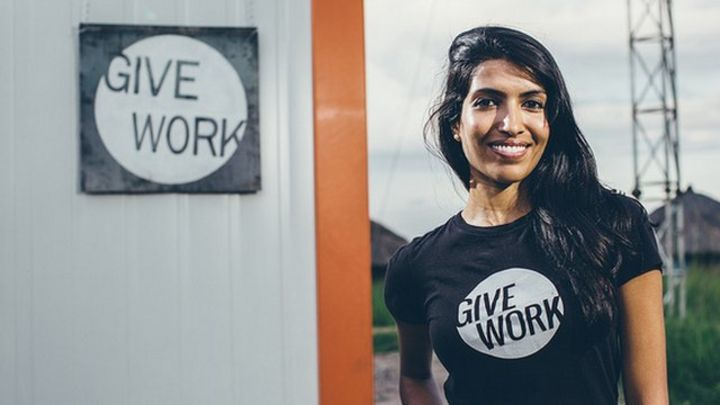 Leila Janah: Connecting people to jobs online