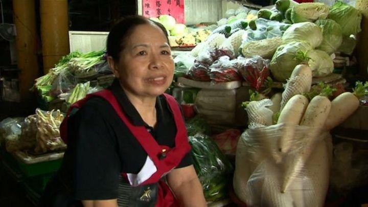 The Taiwanese vegetable seller turned philanthropist