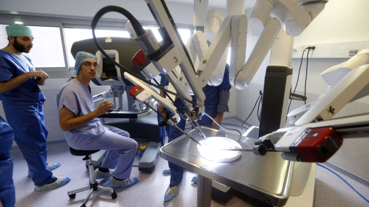 Robot-assisted surgery gains ground