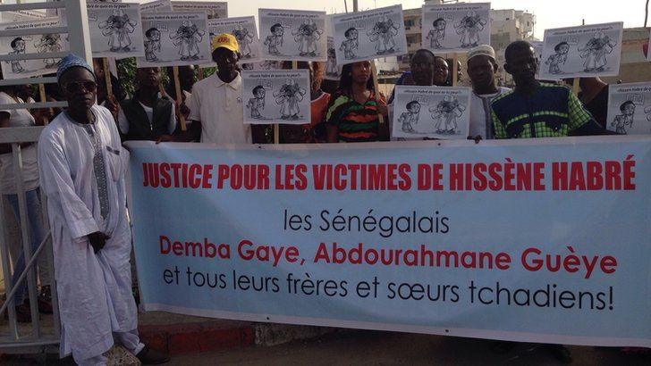 Protests in Senegal