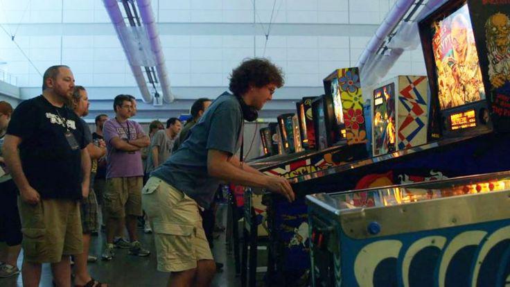 Robert playing at PAPA