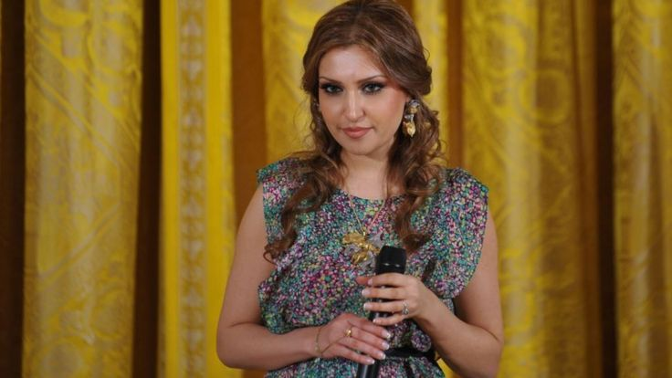 В Международный женский день 8 марта 2010 года Мождах Джамалзадах выступила в Белом доме в Вашингтоне