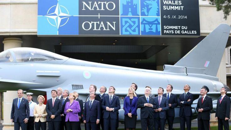 саммит НАТО в 2014