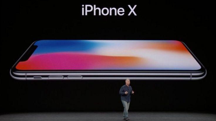 Lanzamiento iphone x