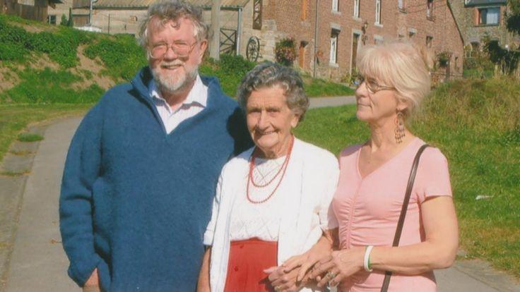 Jo Cameron and family