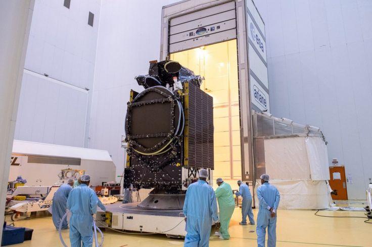 Azerspace-2 / Intelsat-38