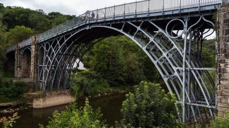 Первый железный мост