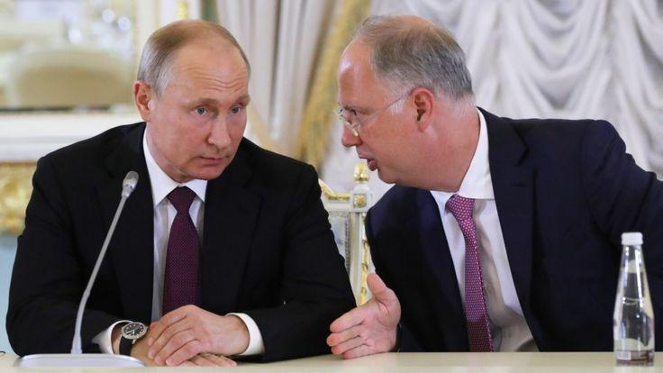 Путин и Дмитриев