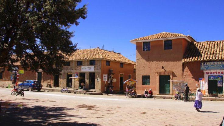 Pueblo de Lampa