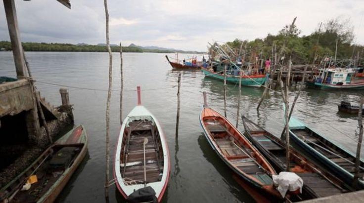 PARIS JITPENTOM / BBC THAI