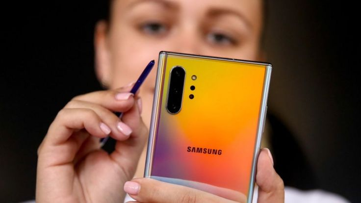 Samsung Galaxy 10