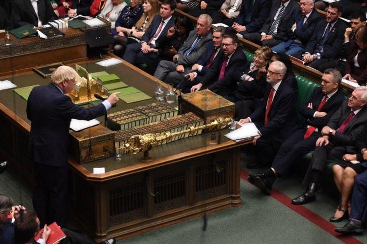 Дебаты в парламенте
