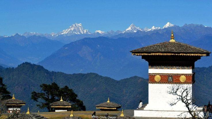 Những biển báo hài hước ở Bhutan _95589803_2895be3d-66a5-449a-b613-191d82a4da08
