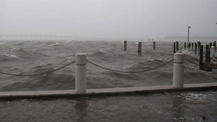 Miami's sea font