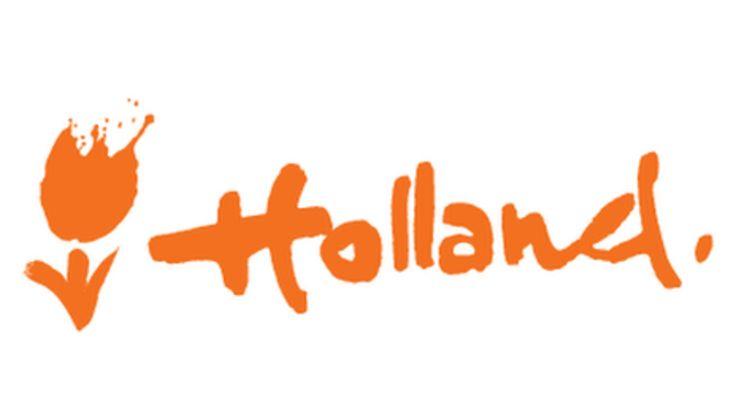 La marca oficial de Holanda