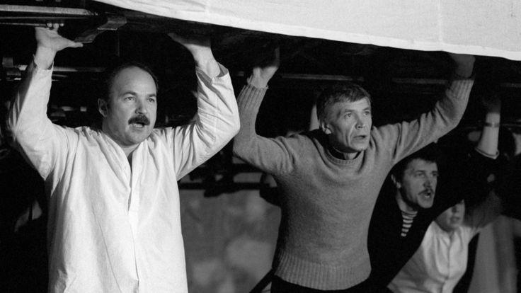 Николай Губенко и Иван Бортник