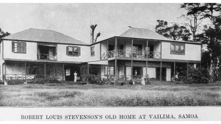 Вилла Ваилима Роберта Льюиса Стивенсона на Самоа