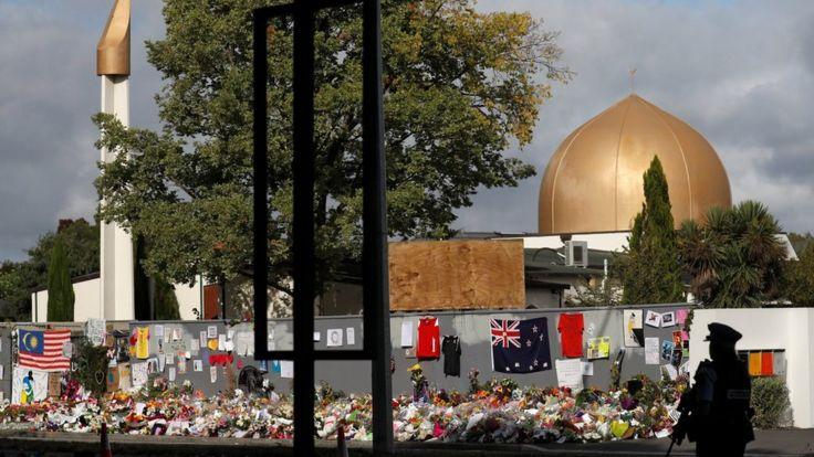 عامل مسلح حمله در نیوزیلند ابتدا مسجد النور را در کرایست چرچ هدف قرار داد.